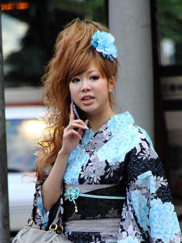 mode vestimentaire japonaise